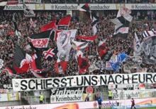 War das der Sieg für Europa? (Bild: eintracht-online.net)