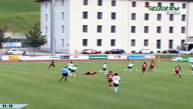 Die SGE beseigte Bursaspor mit 5:1.