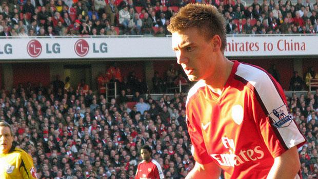 Neu-Adler: Der Däne Nicklas Bendtner kommt wohl von Arsenal London zu Eintracht Frankfurt. (Bild: Ronnie Macdonald )