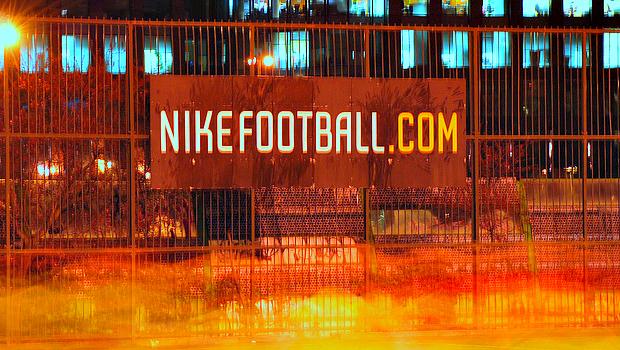 Nike ist neuer Ausrüster der Frankfurter Eintracht.